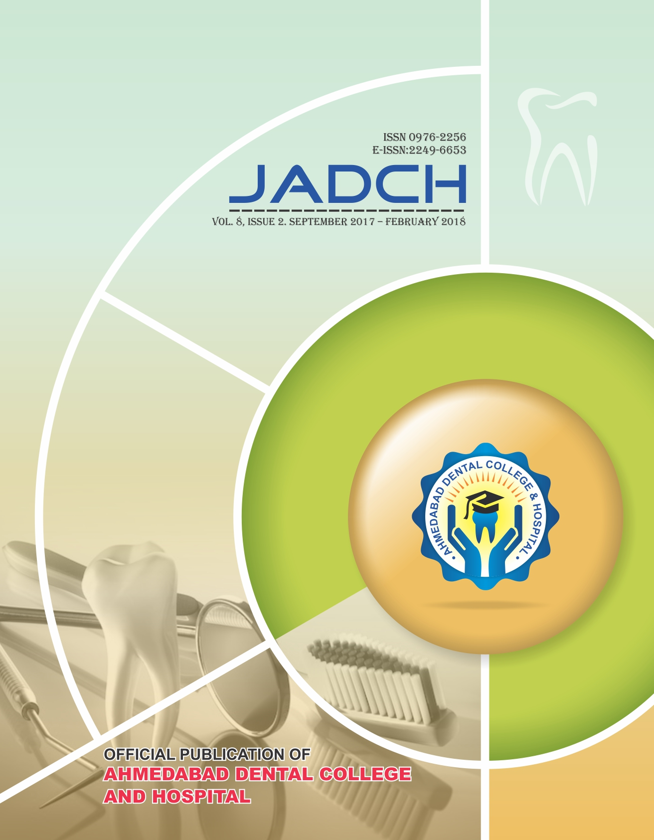 ADCH Journal - Vol 8 - Issue 2