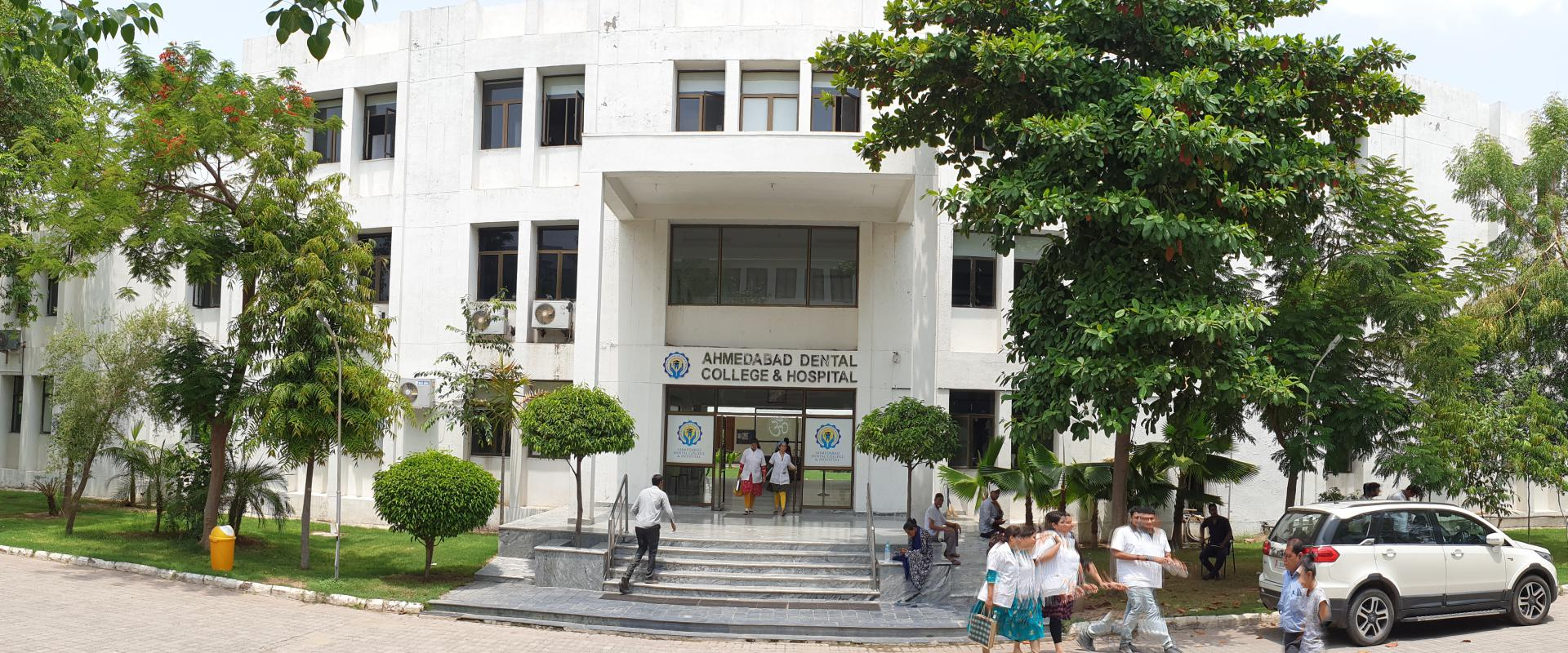 Welcome to Ahmedabad Dental College &  Hospital